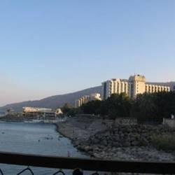 Beaches in Tiberias