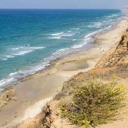 Beaches in Nahariyya