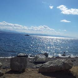 Beaches in Eilat