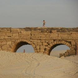 Beaches in Caesarea